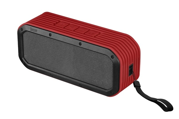 div  voombox  red