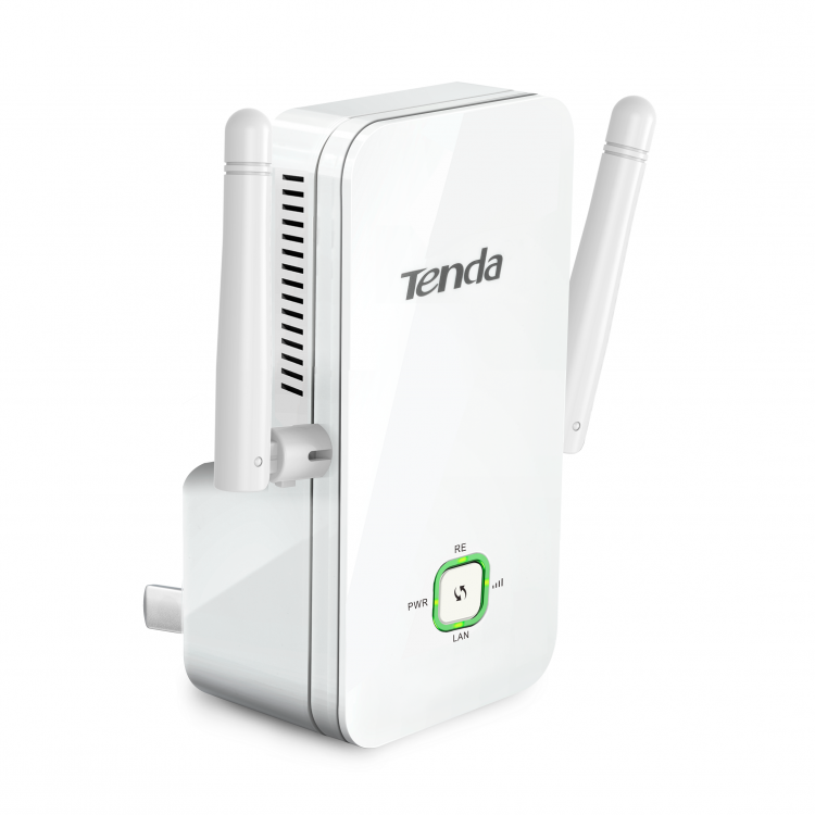 WIRELESS REPEATER 300MB TENDA A301