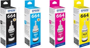 TINTA EPSON T6642 L110/210/550 CYAN CISS 70ml C13T66424A