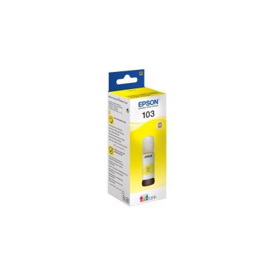 TINTA EPSON 103 yellow