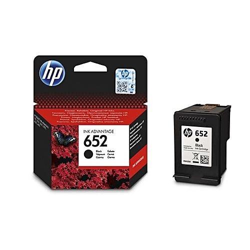 Tinta HP 652 black original