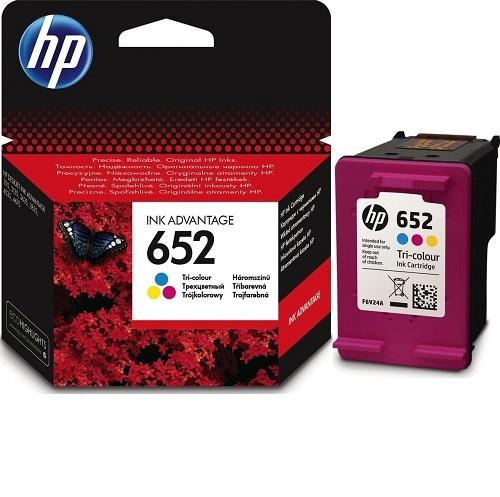Tinta HP 652 color original