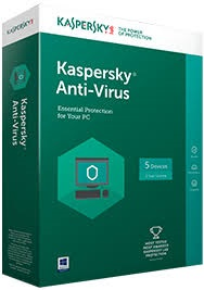 Kaspersky Antivirus licenca 1rač/1god